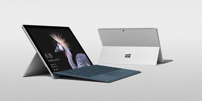Könnyebb és halkabb az új Microsoft Surface Pro