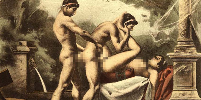 Vad szexrajzok kerültek napvilágra - Fotók!