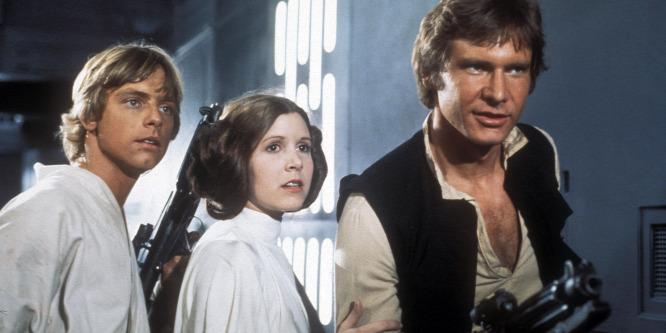 40 éve mutatták be a Csillagok háborúja első részét