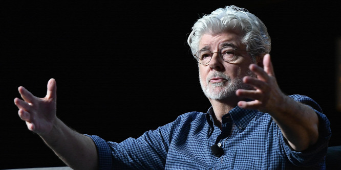 A Star Wars teljesen kicsinálta George Lucas idegeit