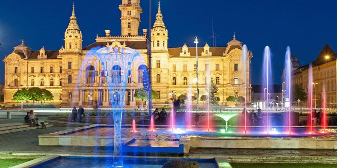 Magyarország egyik legszebb barokk városában jártunk