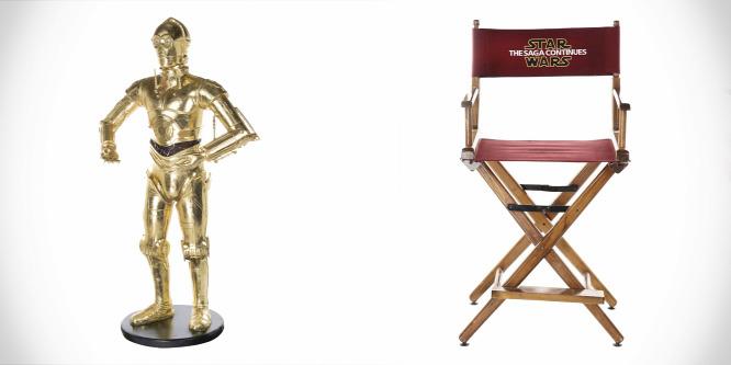 Elárverezik Carrie Fisher és Debbie Reynolds emléktárgyait - több Star Wars relikviát is