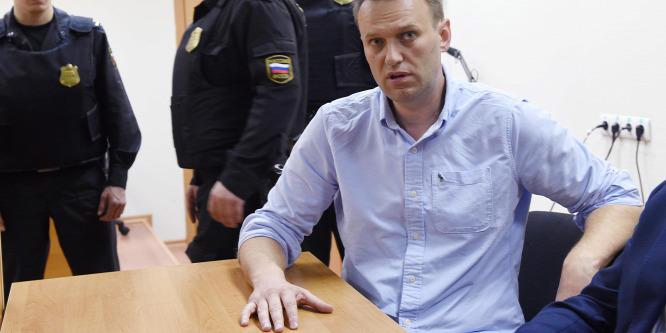 EJEB: Önkényesen ítélték el Alekszej Navalnij ellenzéki politikust Oroszországban