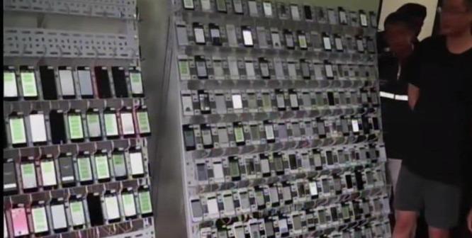 Videó: így néz ki egy kamulájkfarm