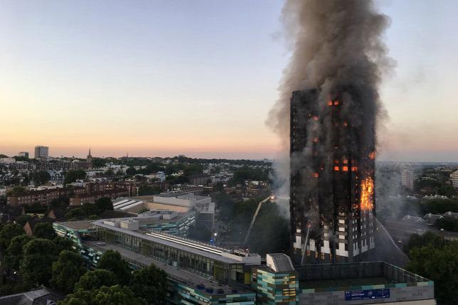 Migránsok húztak hasznot a 80 áldozattal járó londoni toronytűzből
