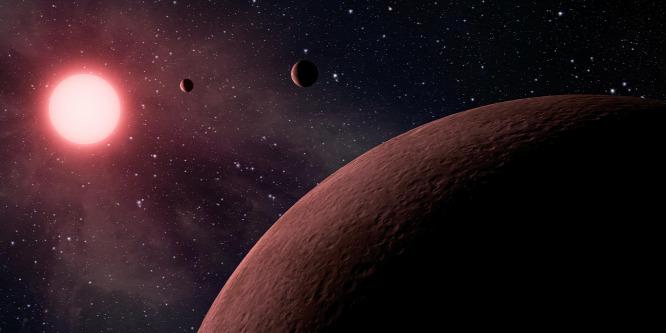 Magyar részvétellel indul útjára a PLATO exobolygó-kereső program