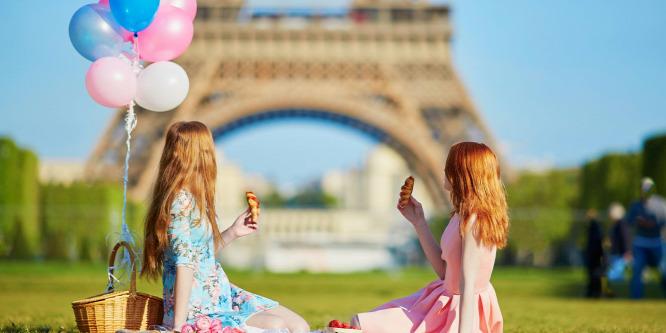 Lifehack francia módra: csoki és pezsgő a karcsúságért