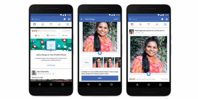 Lopástól védené a felhasználók profilképeit a Facebook