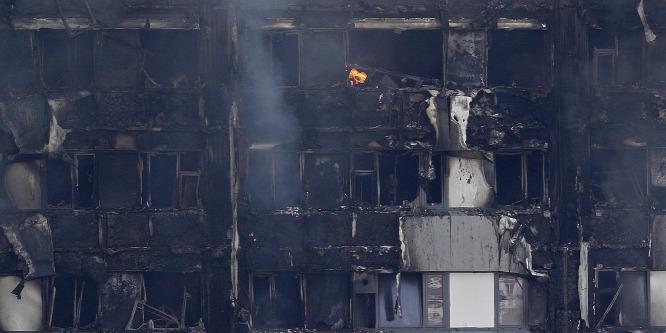 Luxuslakásokba költöznek a kiégett londoni toronyház túlélői