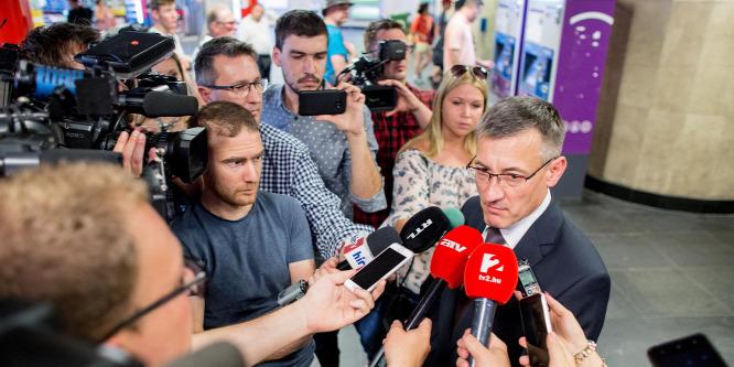 Bolla: egyelőre nem küldenek több metrókocsit az oroszokhoz