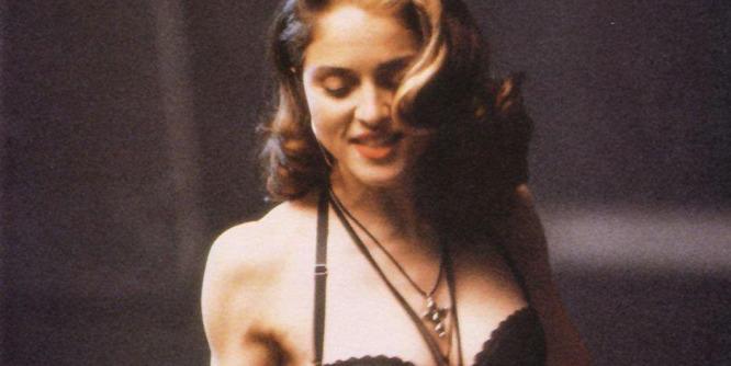 Szexi fotót mutatott Lourdes Leonról Madonna