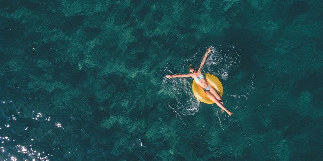 5 dolog, amiért szükséged van tengerparti vakációra!