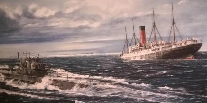 Német torpedók végezték ki a Titanic legendás mentőhajóját
