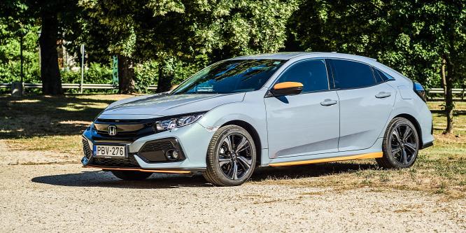 A haladás látszata és valósága - Honda Civic 1.0 Turbo teszt