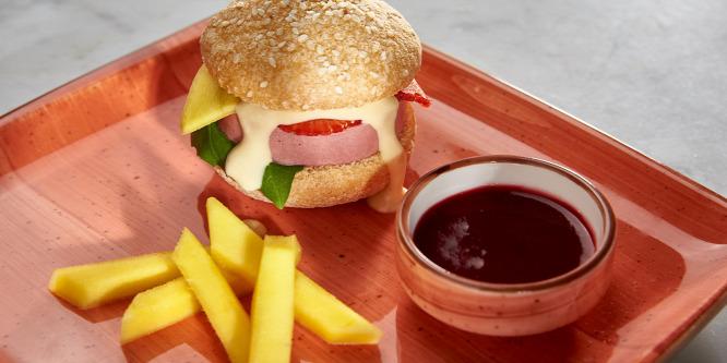 Alföldi foodporn - avagy a sült vértől az eperburgerig