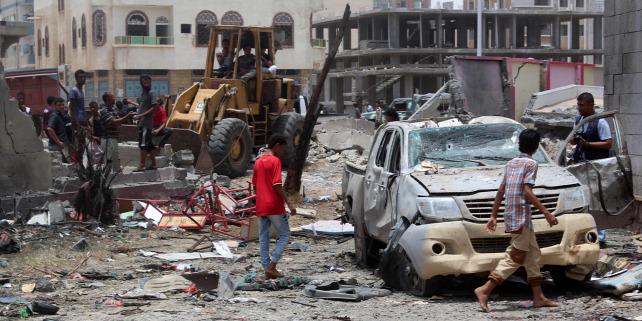Forrás: AFP/Saleh Al-Obeidi