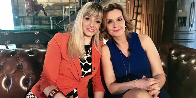 Peller Mariann ezúttal Janza Katával beszélget az Utazás a lelked körül című műsorban