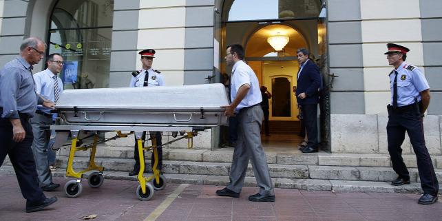 Forrás: MTI/AP/Manu Fernandez