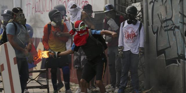 Forrás: MTI/AP/Fernando Llano