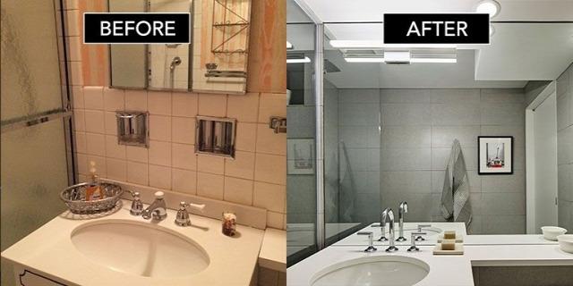 Ilyen egy belsőépítész lakása Manhattanben – Előtte-utána fotók