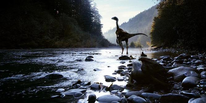 Százmillió éves dinoszaurusz-lábnyomokra bukkantak Kelet-Kínában