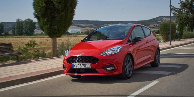 Vehetnék nagyobb autót, de minek - Ford Fiesta (2017) menetpróba