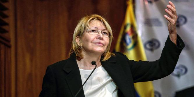 A leváltott főügyész korrupcióval vádolja a venezuelai kormányt