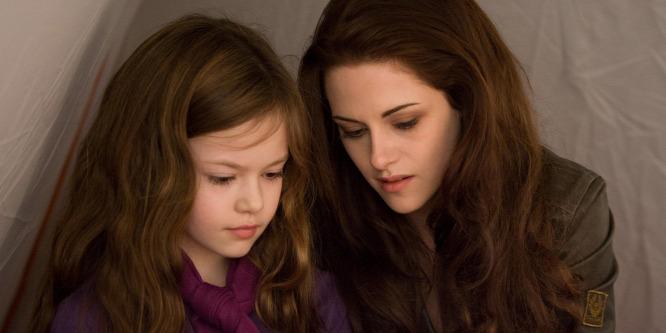 Így néz ki most az Alkonyat filmek gyerekszínésze, a Renesmee-t alakító Mackenzie Foy