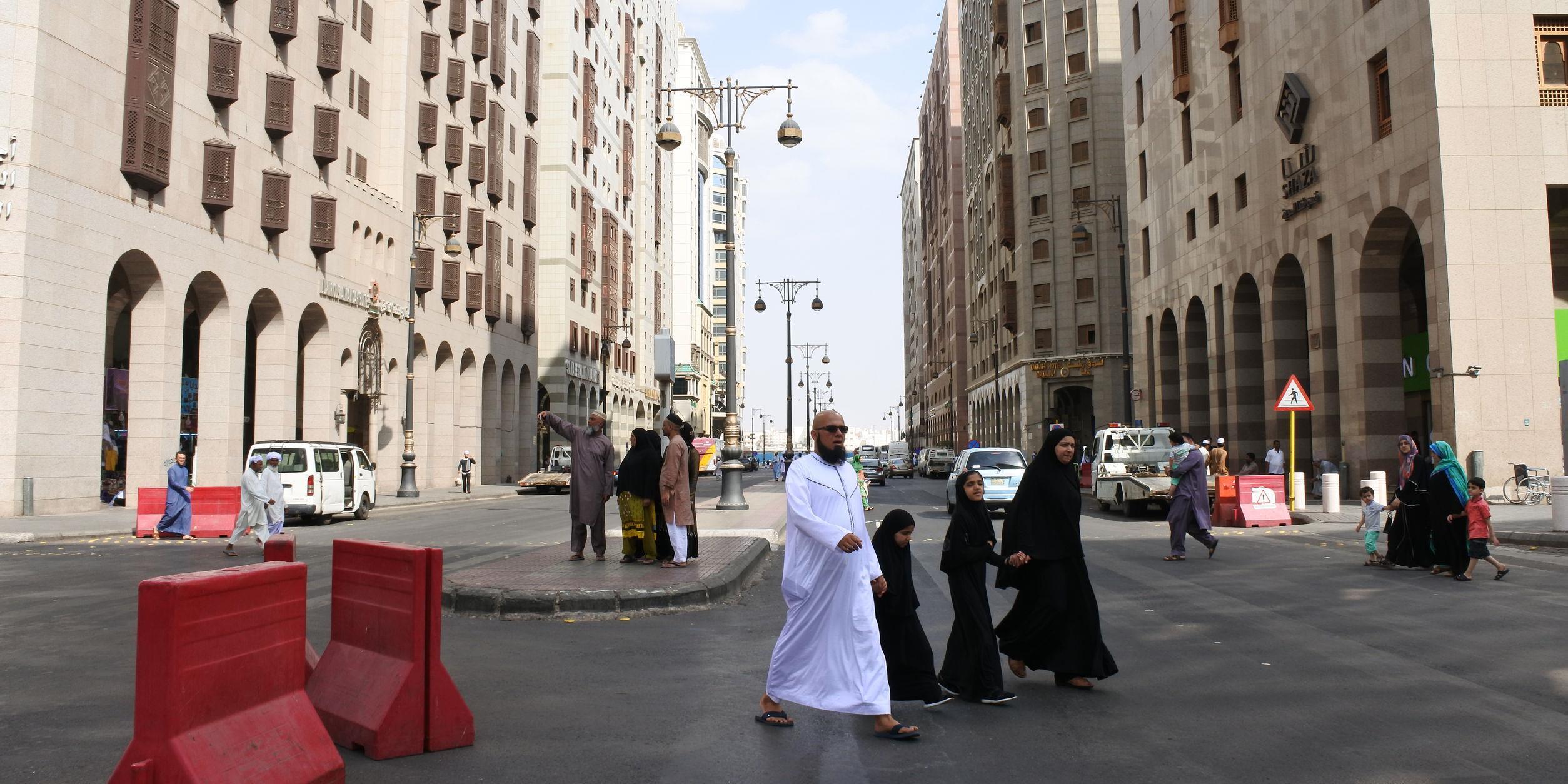 Friss hírek: Szaúd-Arábia lépdel tovább a szalmáni reformok útján, most már jöhetnek filmforgalmazók is.