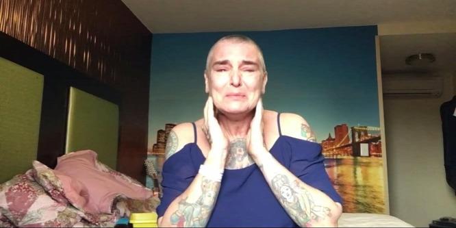 Sinead O'Connor nyilvános posztban kér szexet Russell Brandtől