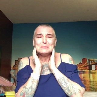 Forrás: Facebook/Sinead O'Connor
