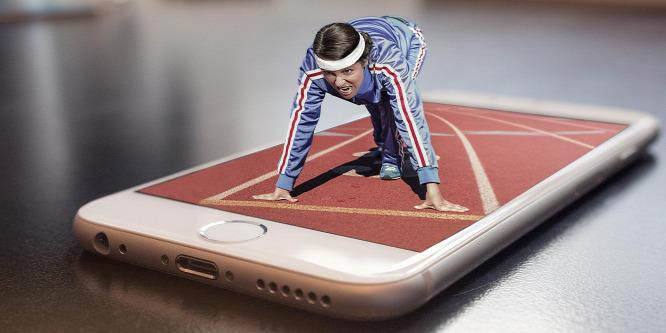 A futók többsége mobil nélkül nem indul futni