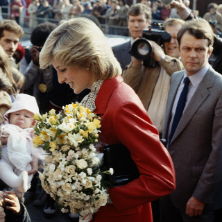 Forrás: Getty Images/2007 Getty Images/Princess Diana Archive