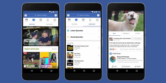 Videós szolgáltatással újított a Facebook