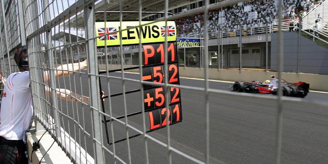 Hamilton már átélte a legrosszabb F1-es vereséget
