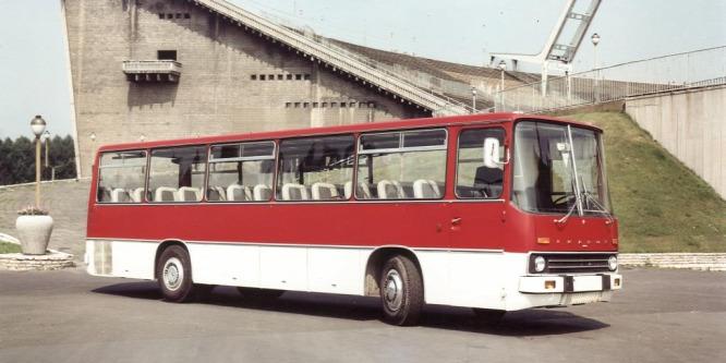 Miatta lettünk busznagyhatalom: 50 éves az Ikarus 200-as sorozat