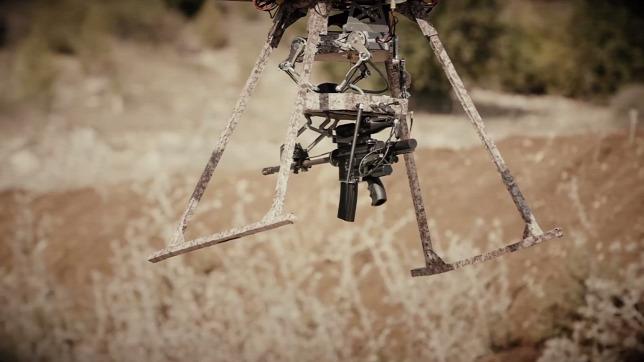 Felfegyverzett drónrajokról álmodik egy startup