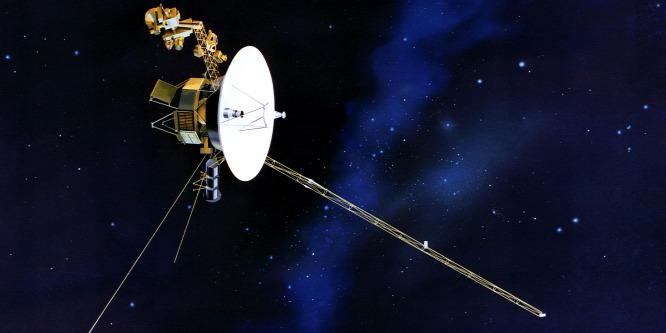 17 milliárd kilométerre vitte az emberiség üzenetét a Voyager-2