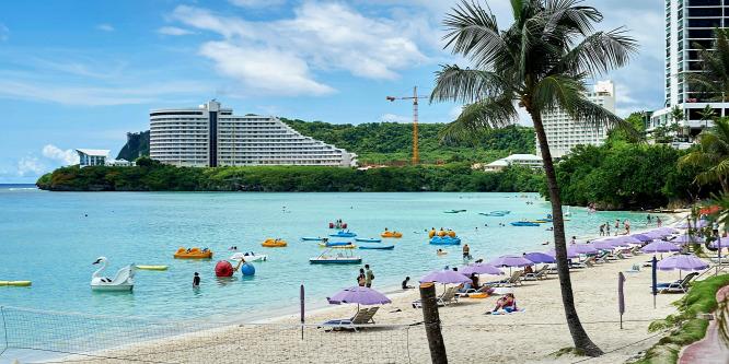 Ön nyaralna egy olyan szigeten, amelyet atomcsapás fenyeget?