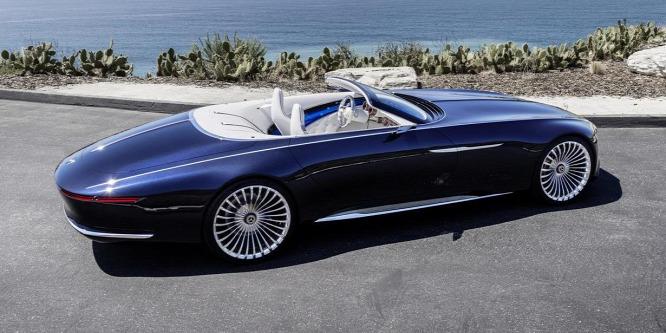 Guruló jachtot mutatott be a Mercedes