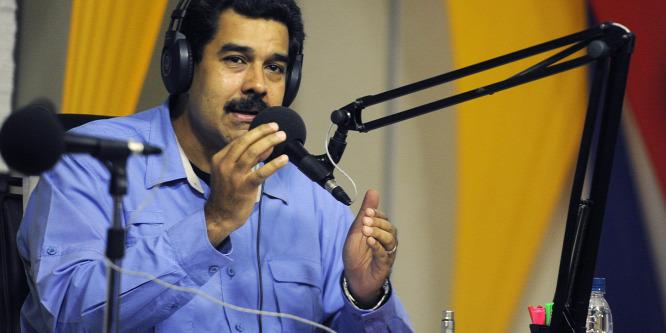 Maduro Trumpnak: Neked és nekem beszélnünk kellene