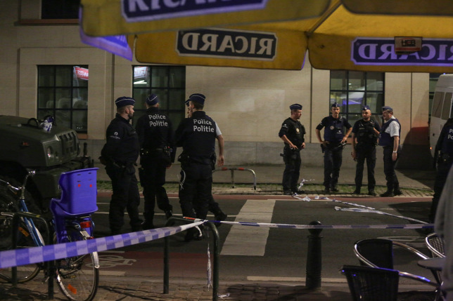 """""""Allah Akbar!""""-t üvöltve katonákra támadó terroristát lőttek le Brüsszelben"""