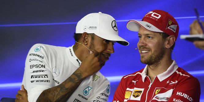 Hamilton finoman megfenyegette Vettelt a bakui csörte után