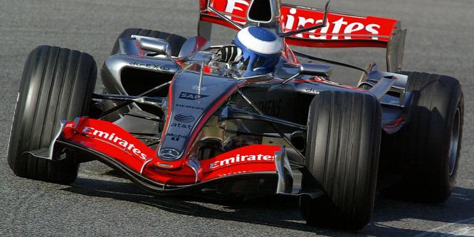 Hamiltonnal tesztelt, Häkkinen inkább nem tért vissza