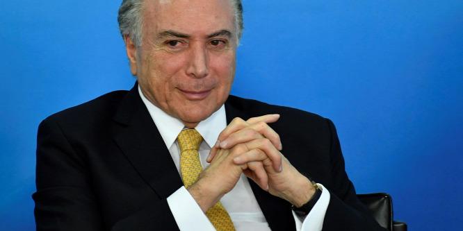 Újabb vádemelés a brazil államfő ellen