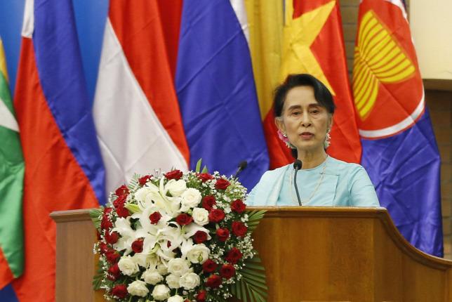 Elfáradt, lemondott a mianmari elnök