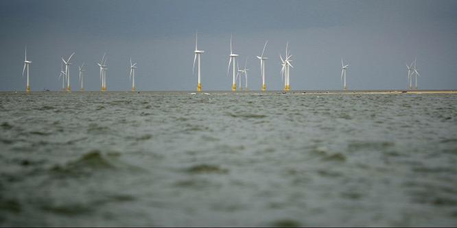 Ezért bontották most le a világ első tengeri szélfarmját