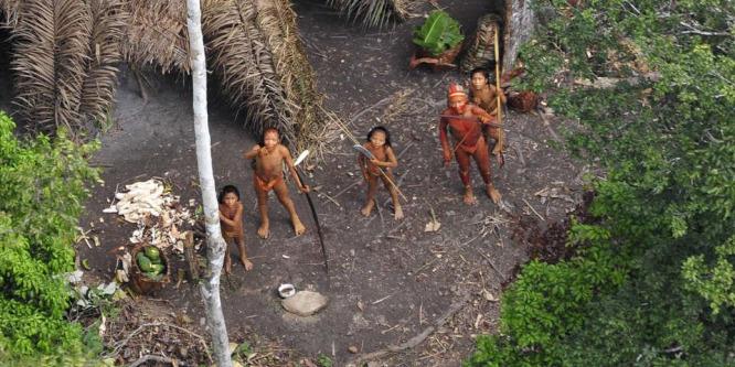 Tömeggyilkosság történhetett az Amazonas-medencében