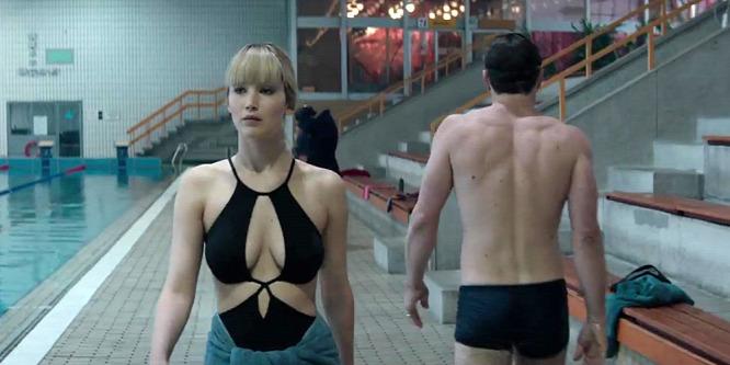 Jennifer Lawrence nálunk pucérkodhatott először