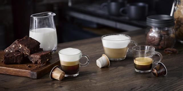 Forrás: Nespresso